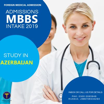 MBBS in Azerbaijan